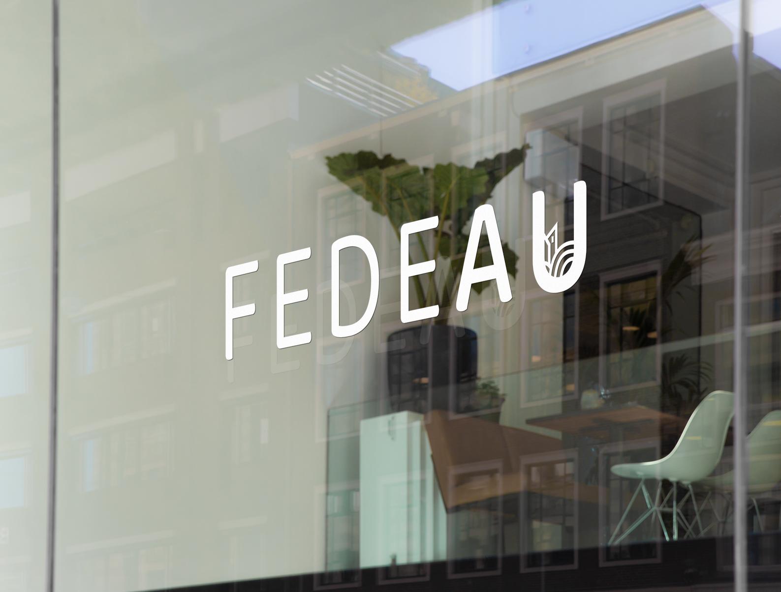 L. Fedeau logo