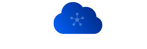 From the data center, to the cloud to multiple clouds design graphic