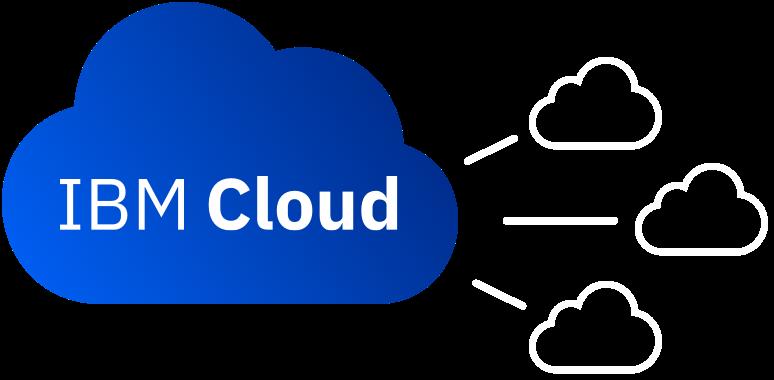 IBM Cloud Pathfinder logo