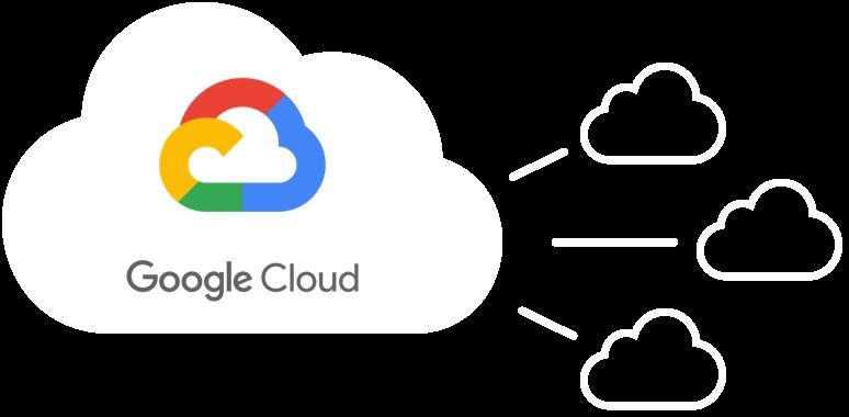 Google Cloud Pathfinder logo graphic