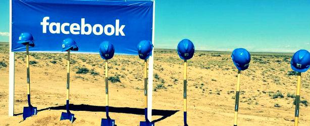 Facebook New Mexico Data Center
