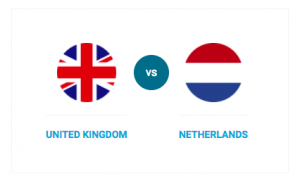 Compare UK and Netherlands