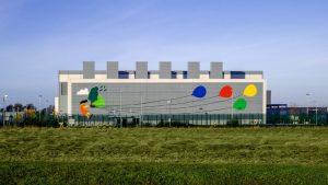 Google Data Center in Dublin