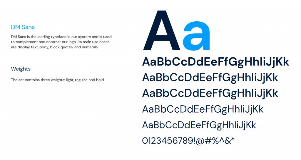 cloudscene typeface