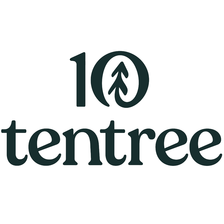 Tentree testimonial logo