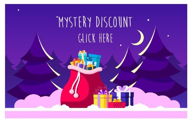 mystery discount black friday