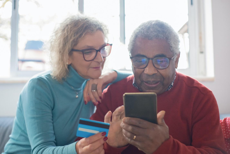 Making eCommerce shopping easy for seniors