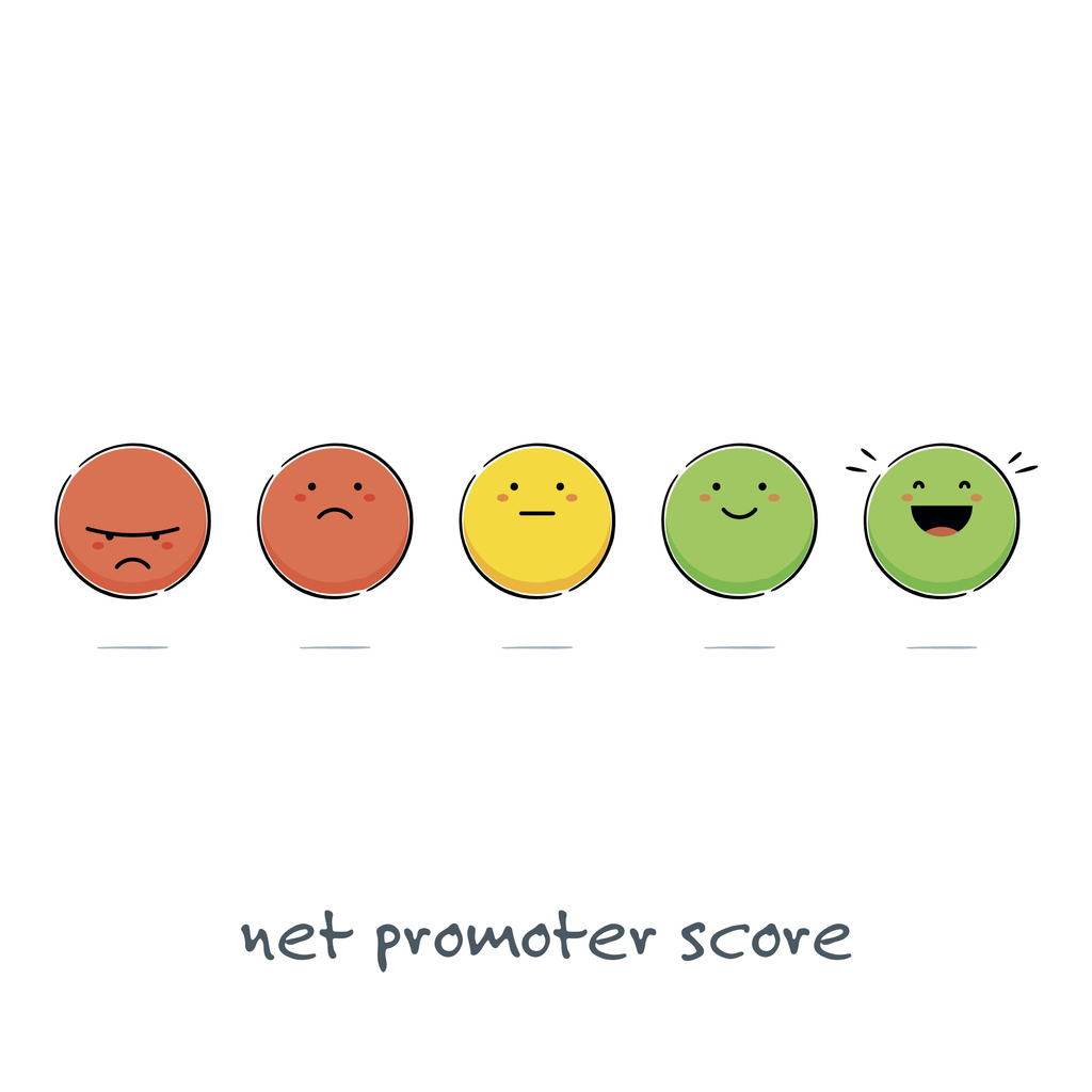 Example of net promoter score an important eCommerce metric