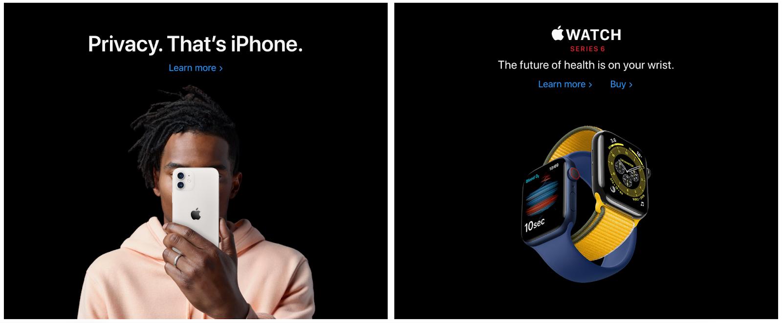 Apple value proposition
