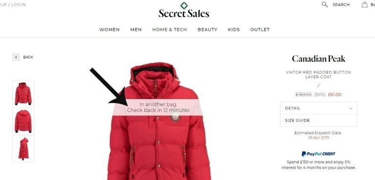 scarcity marketing by Secret Sales