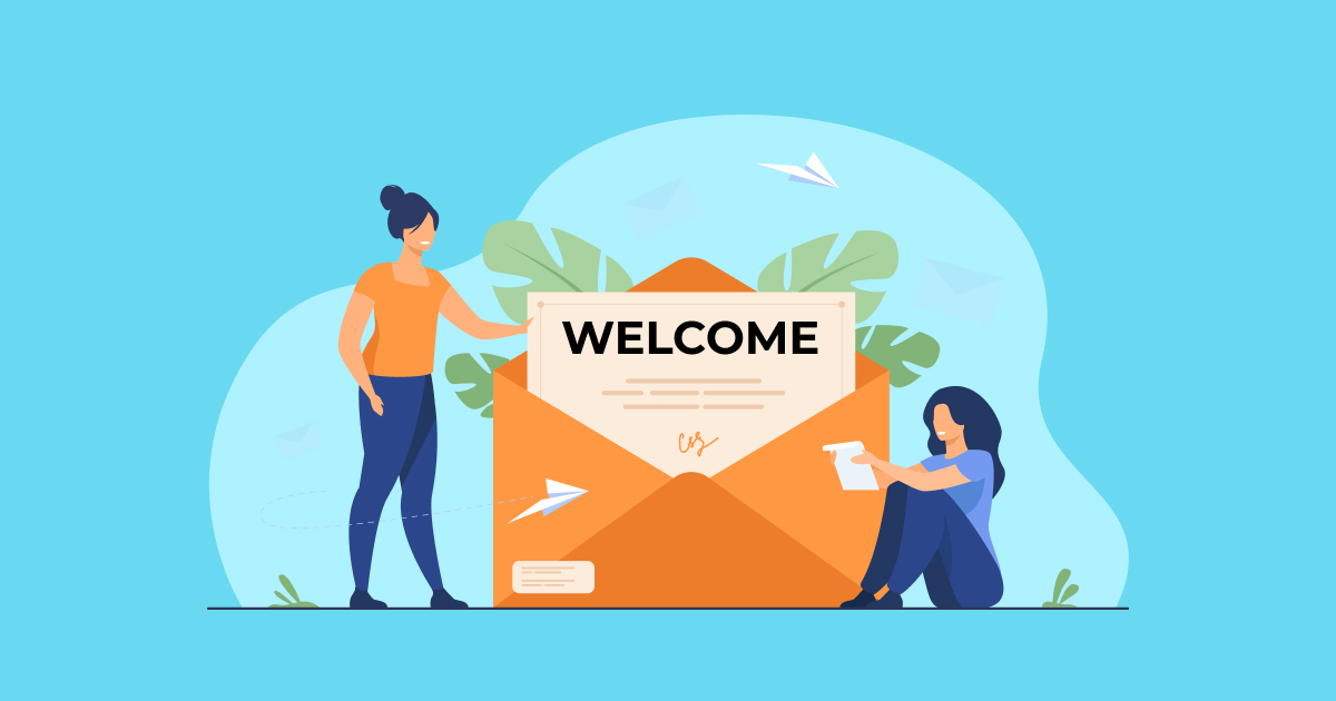 10-point checklist for writing amazing welcome emails