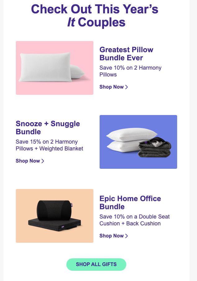 example of naming product bundles