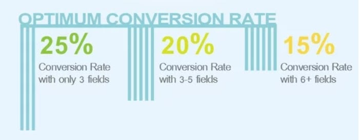 form fields and conversions