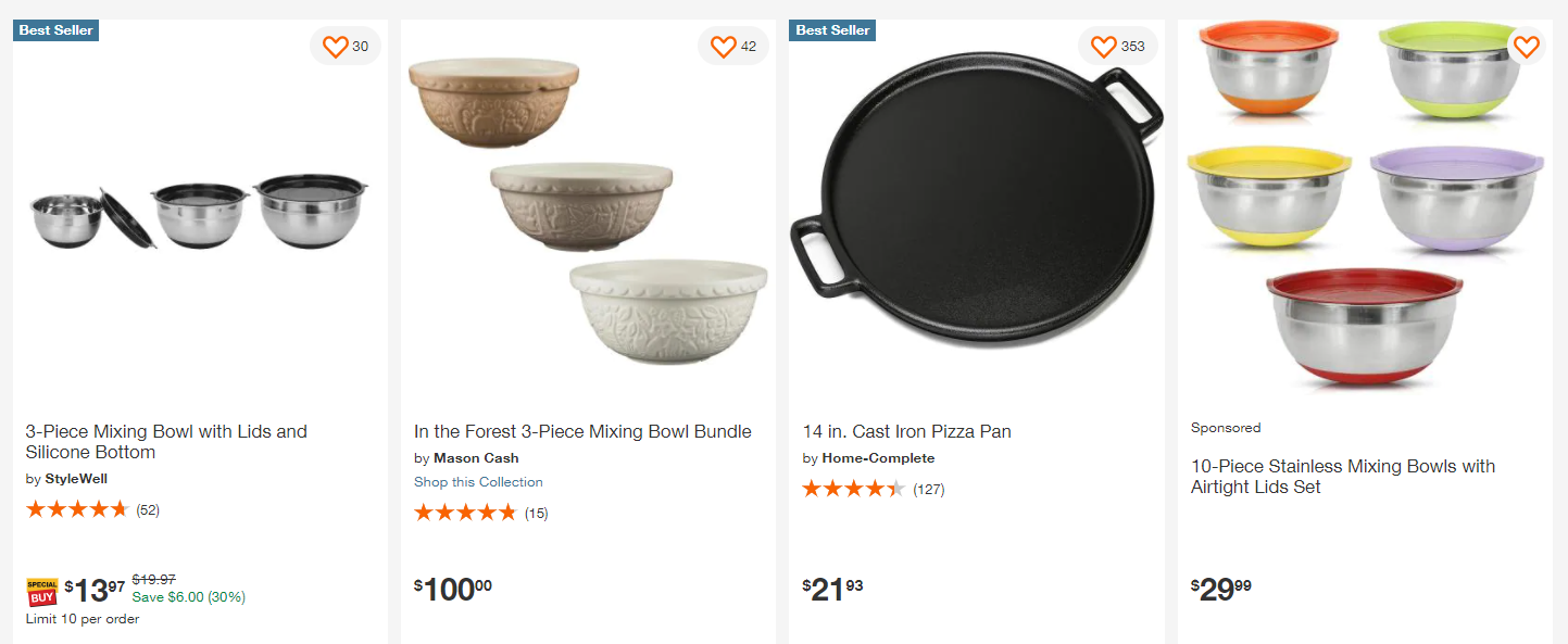 product-listing-page-example-from-home-depot