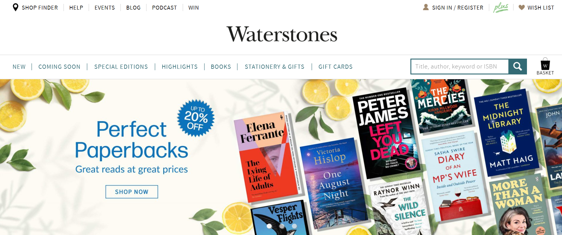 product-listing-page-example-from-waterstones