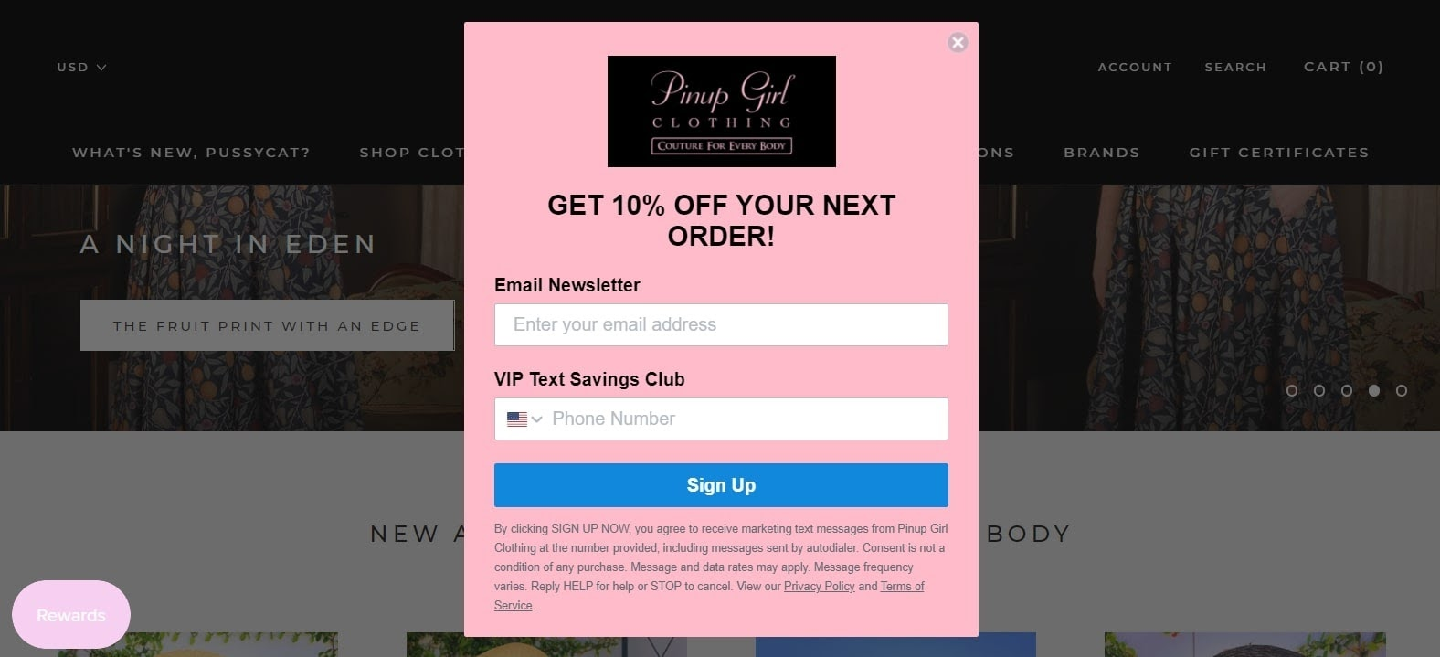 email opt-in micro conversion