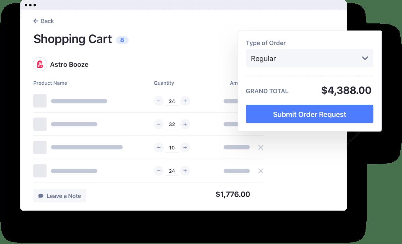 Restaurant Placing Orders