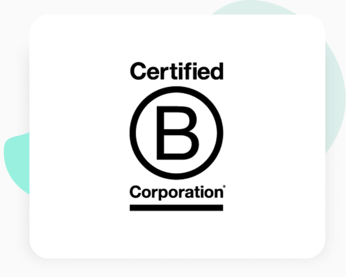 Image of the b-corp logo