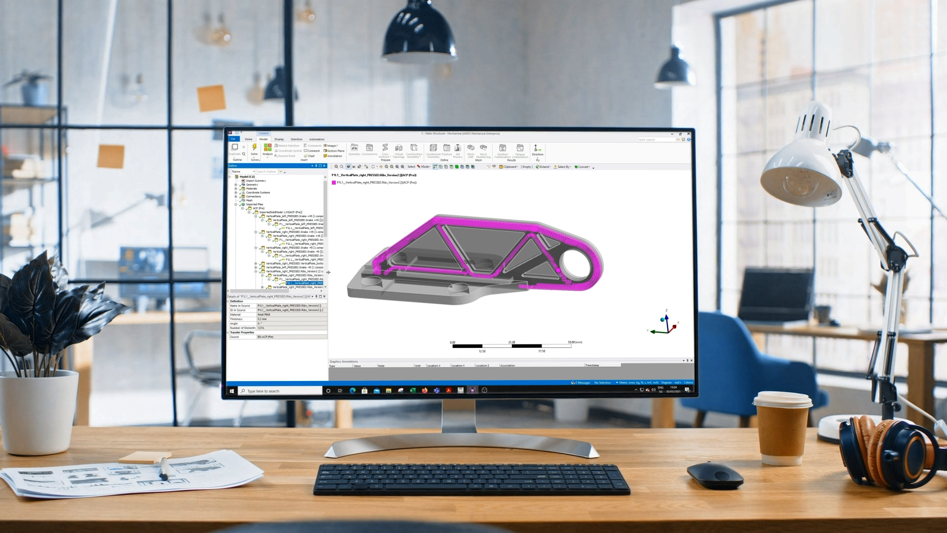 The Fibrify® software enables you to print composite parts reinforced with continuous fibers