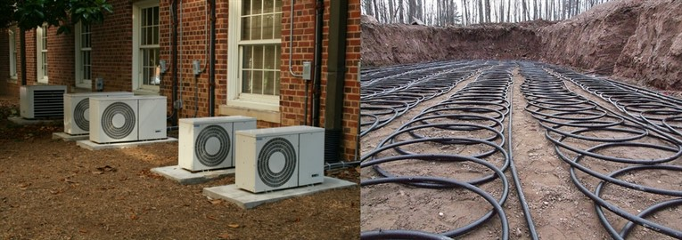 Heat Pumps: Towards sustainable heating