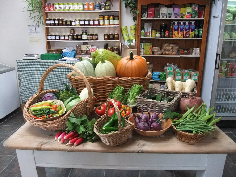 A selection of our local foodie favourite farm shops...