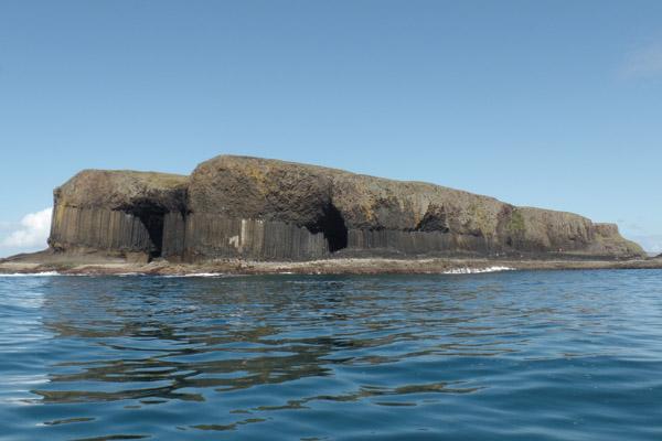 Fingals Cave on Staffa
