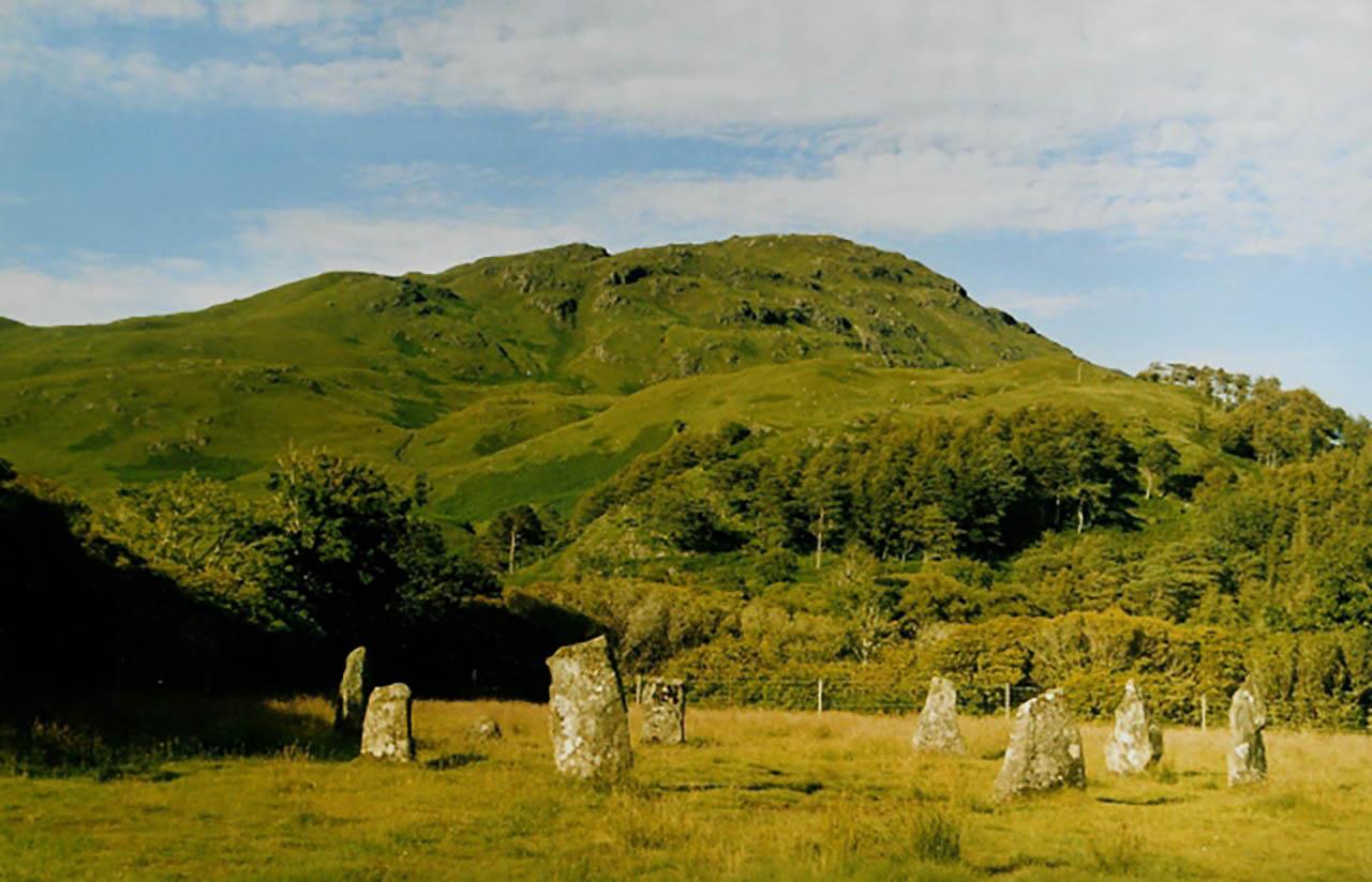 Image (c) Stone Circle at Lochbuie - image (c) David Wyatt / Stone Circle at Lochbuie / CC BY-SA 2.0