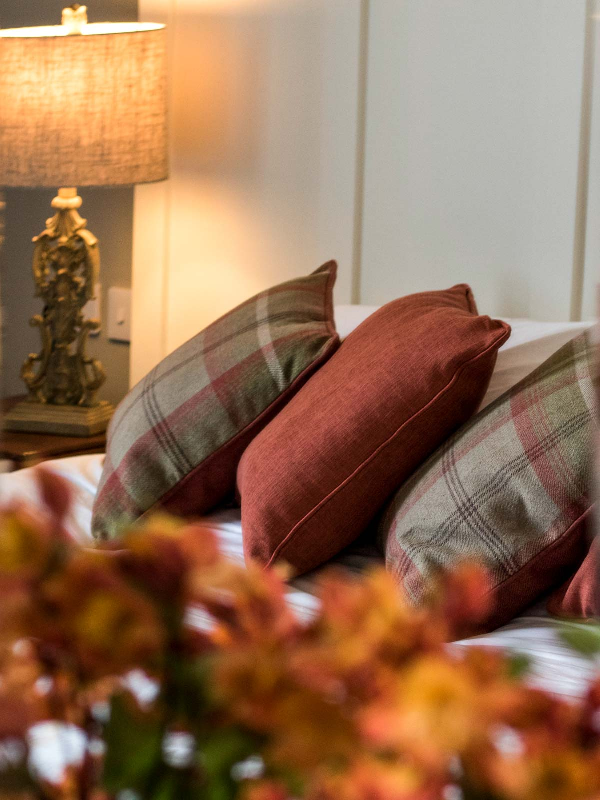 Duart - a handsome super king-size room with wonderful sea views