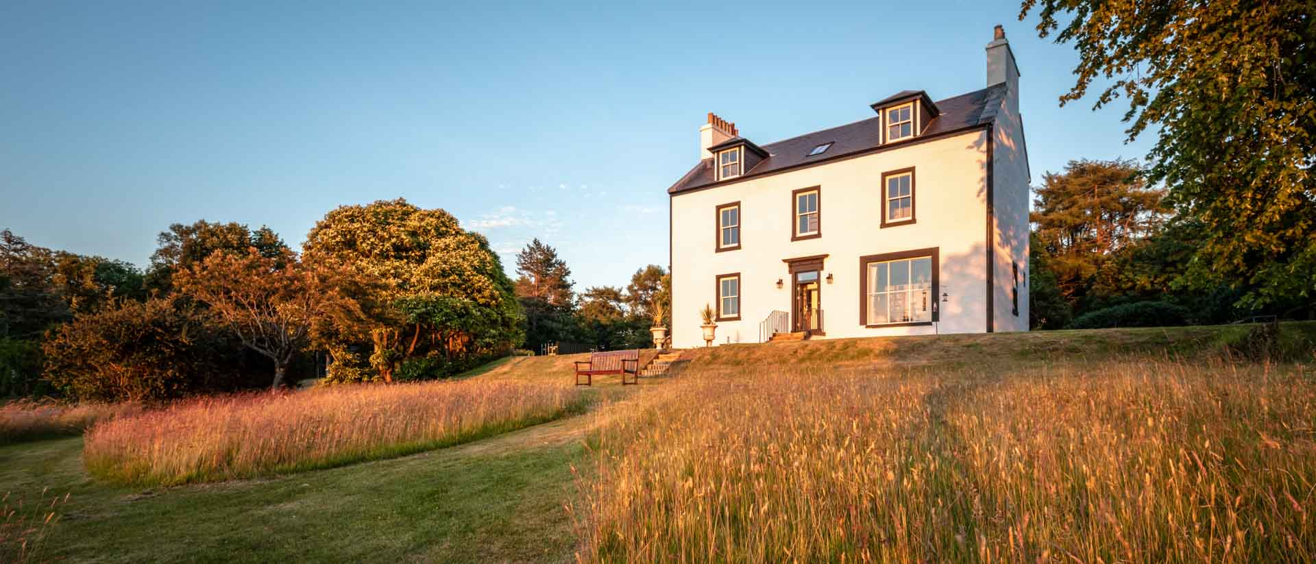 Exquisite guesthouse accommodation and delightfulsmallrestaurant at Craignure, on the Isle of Mull, Scotland