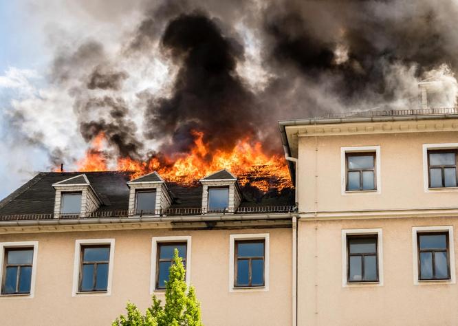 Brandschaden