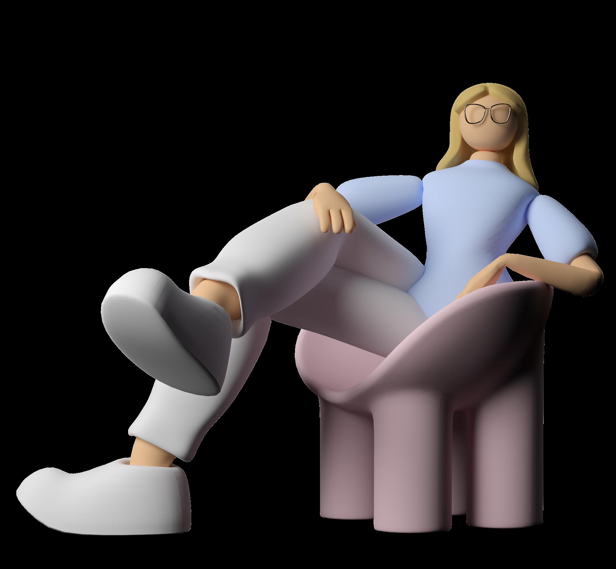 Celia Arias en 3D