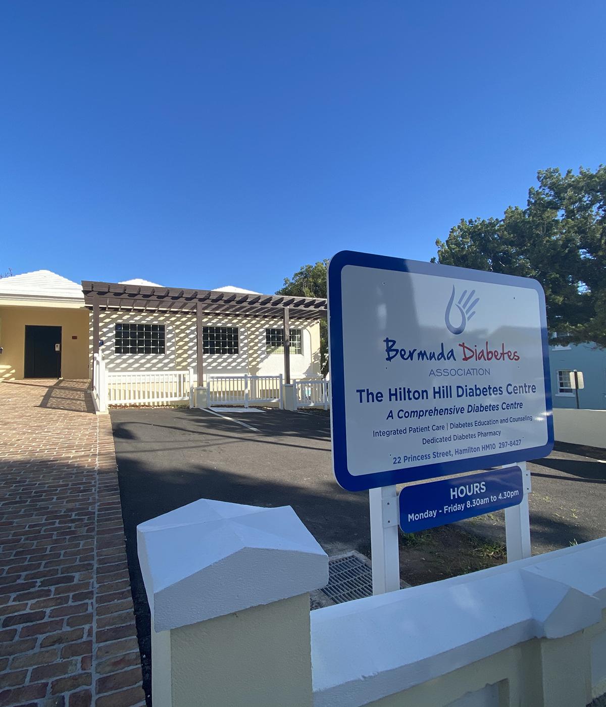 Bermuda diabetes pharmacy