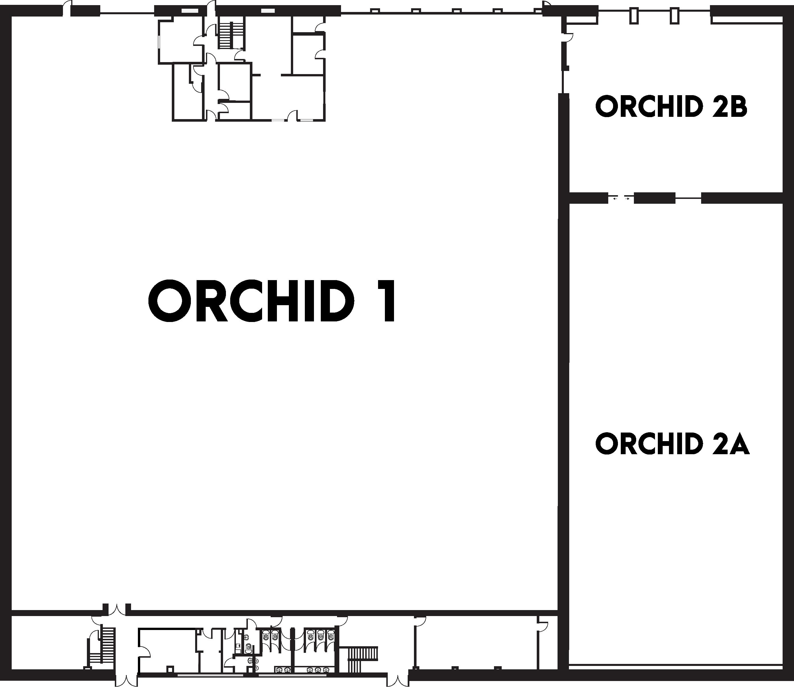 Iris Campus Sound Stage 1 & 3 floor plan