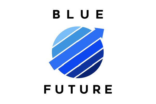 Blue Future logo