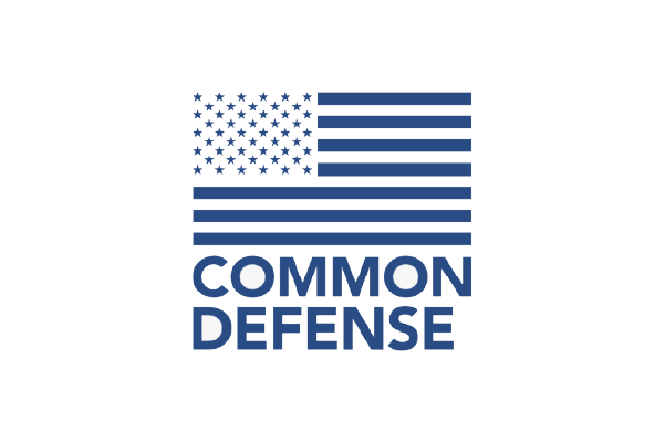 Common Defense logo