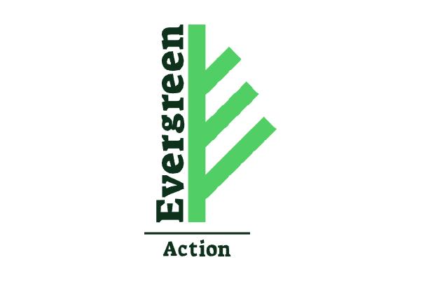 Evergreen Action logo