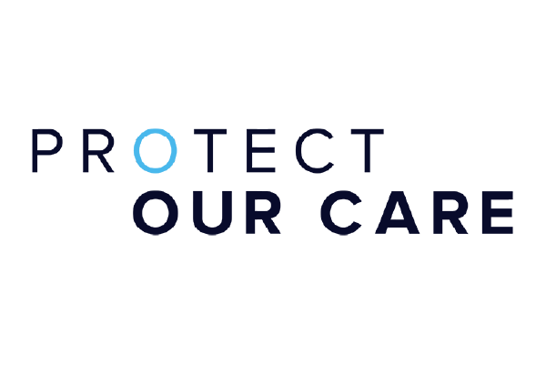Protect Our Care logo