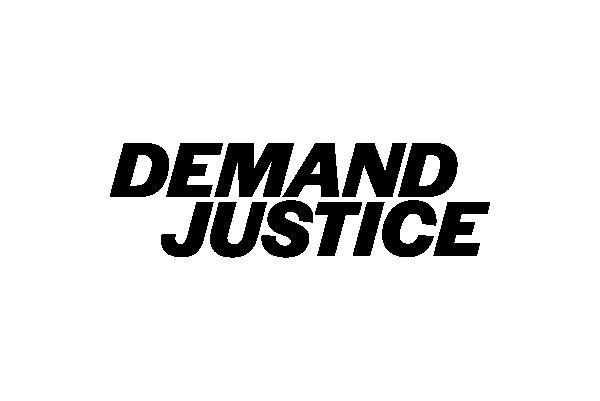 Demand Justice logo