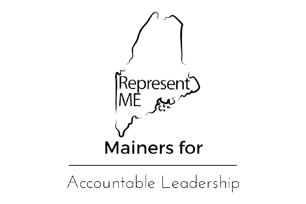 Mainers for Accountable Leadership logo