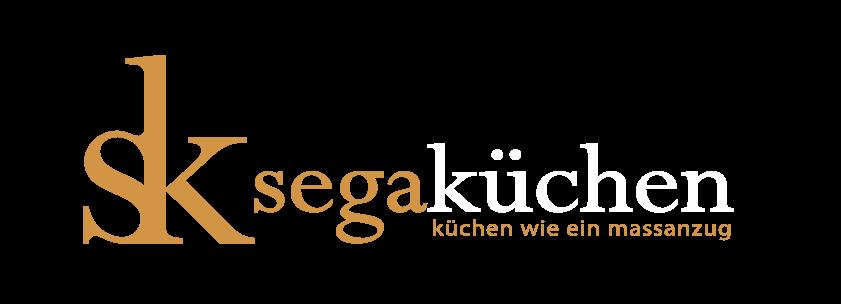 Das offizielle Logo von segakuechen kuechenstudio in lustenau