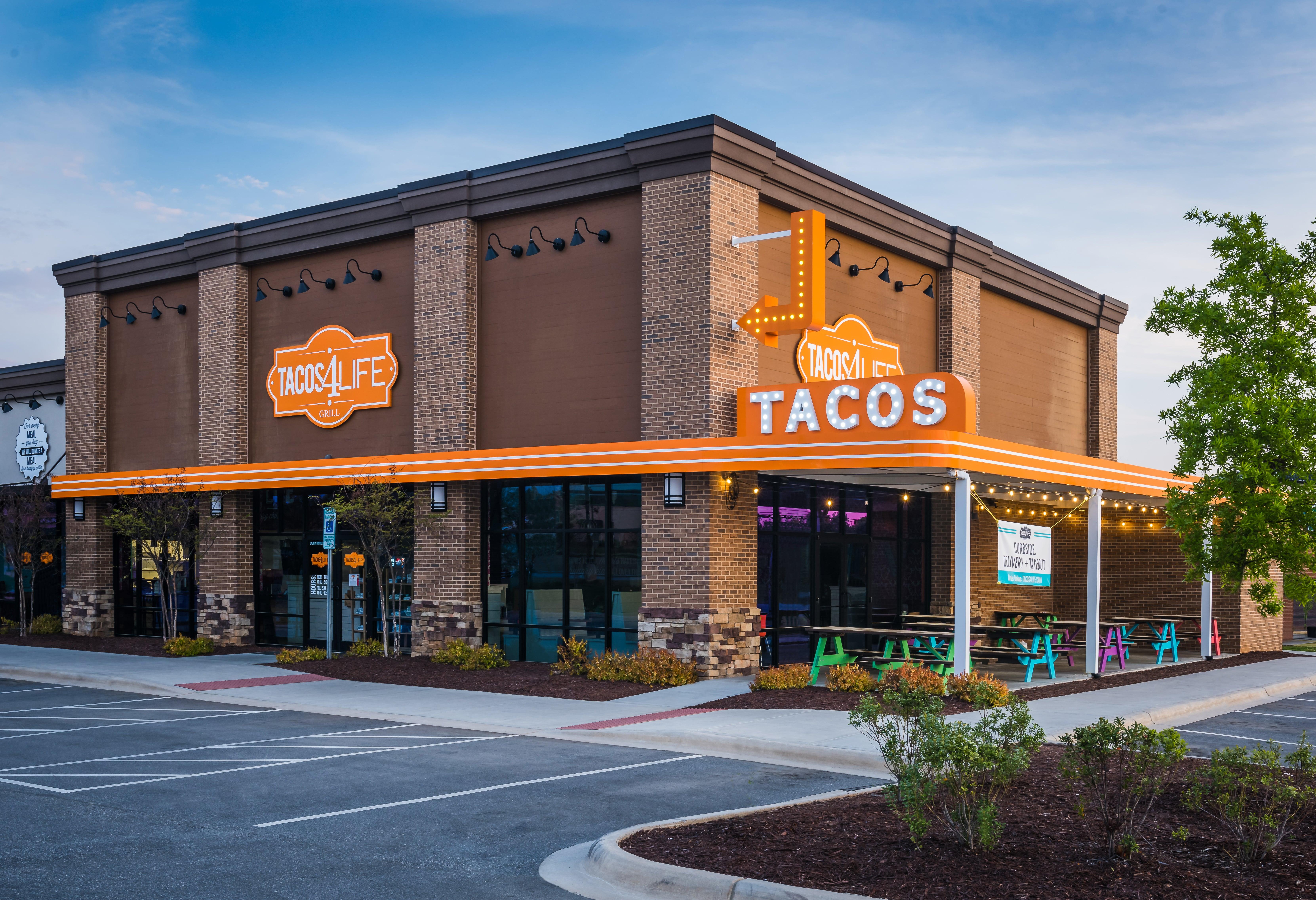 Tacos 4 Life Grill Restaurant Locations