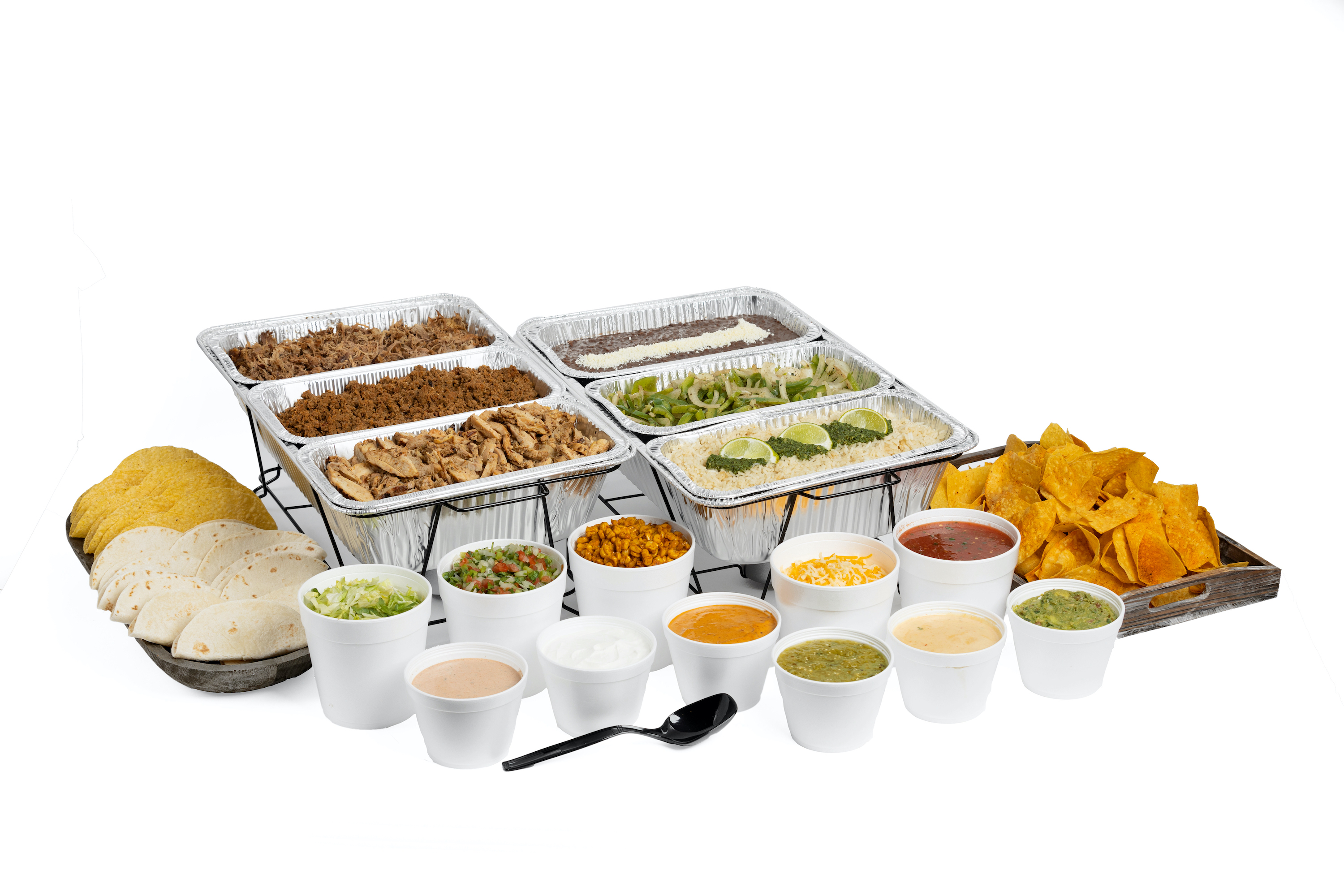 Catering - 3 Meat Taco Bar