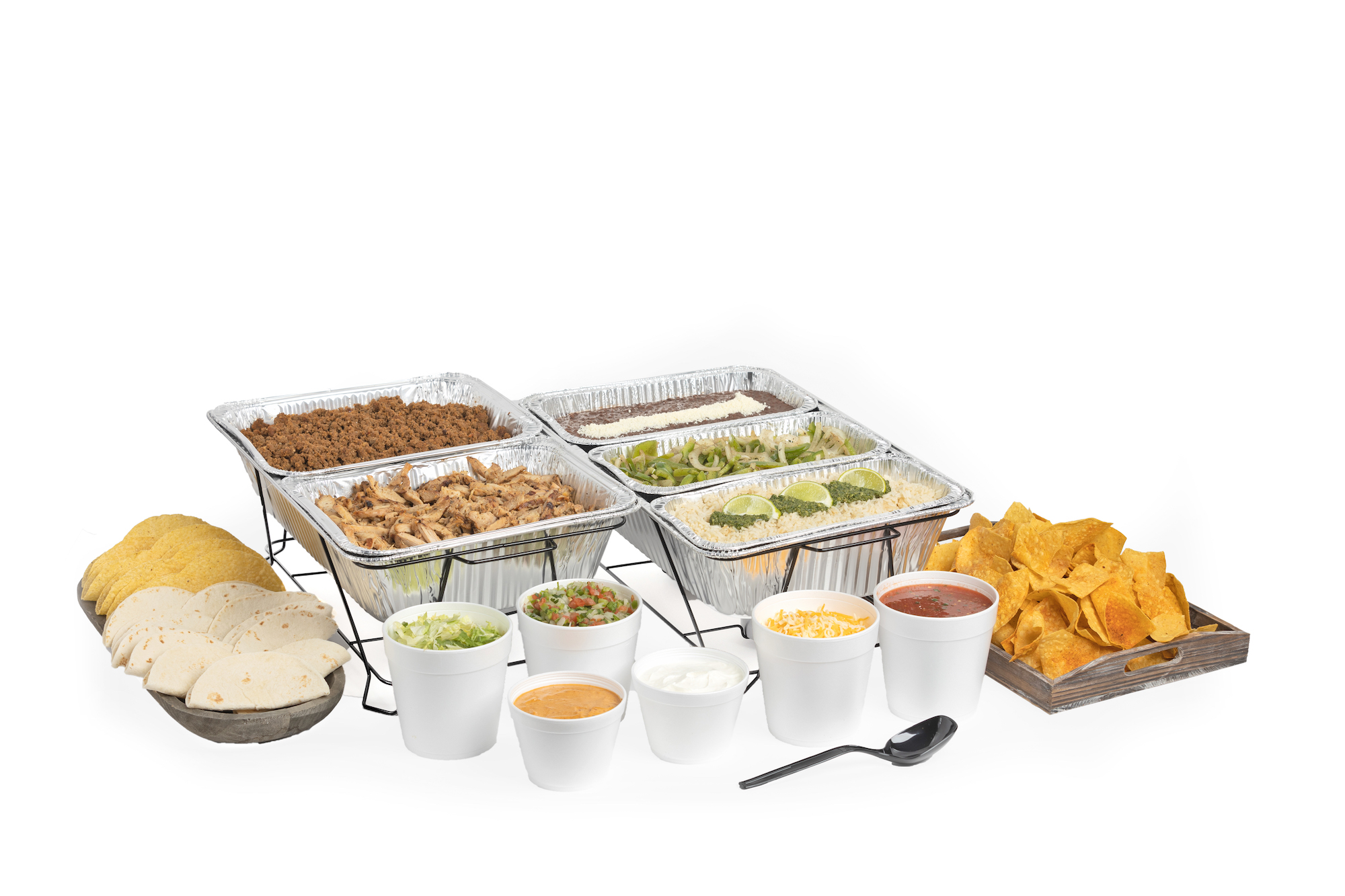 Catering - 2 Meat Taco Bar