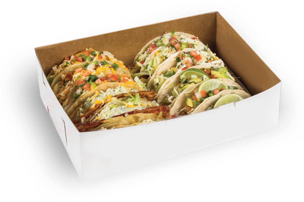 Catering - Tacos by the Dozen