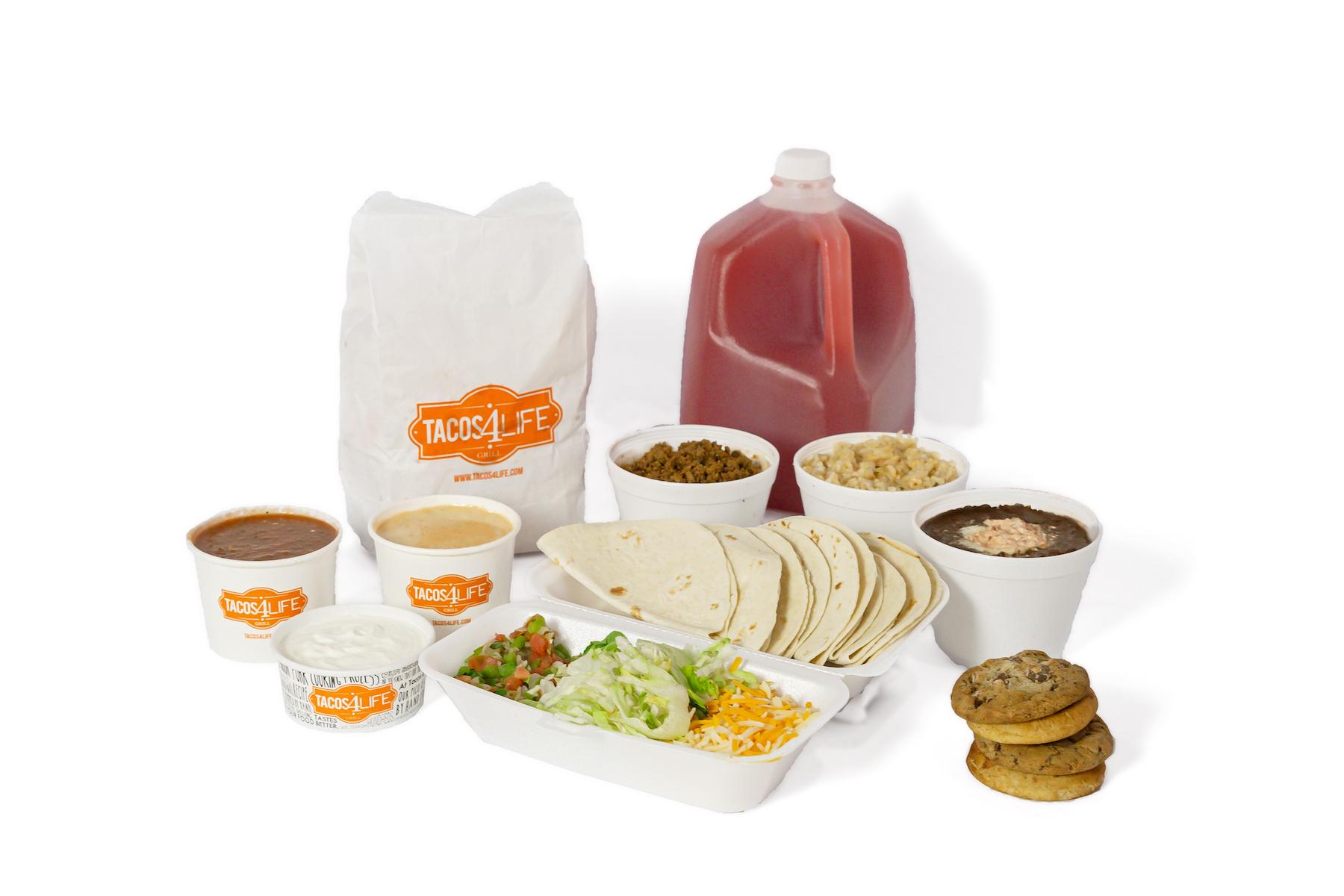 Catering - Family Packs