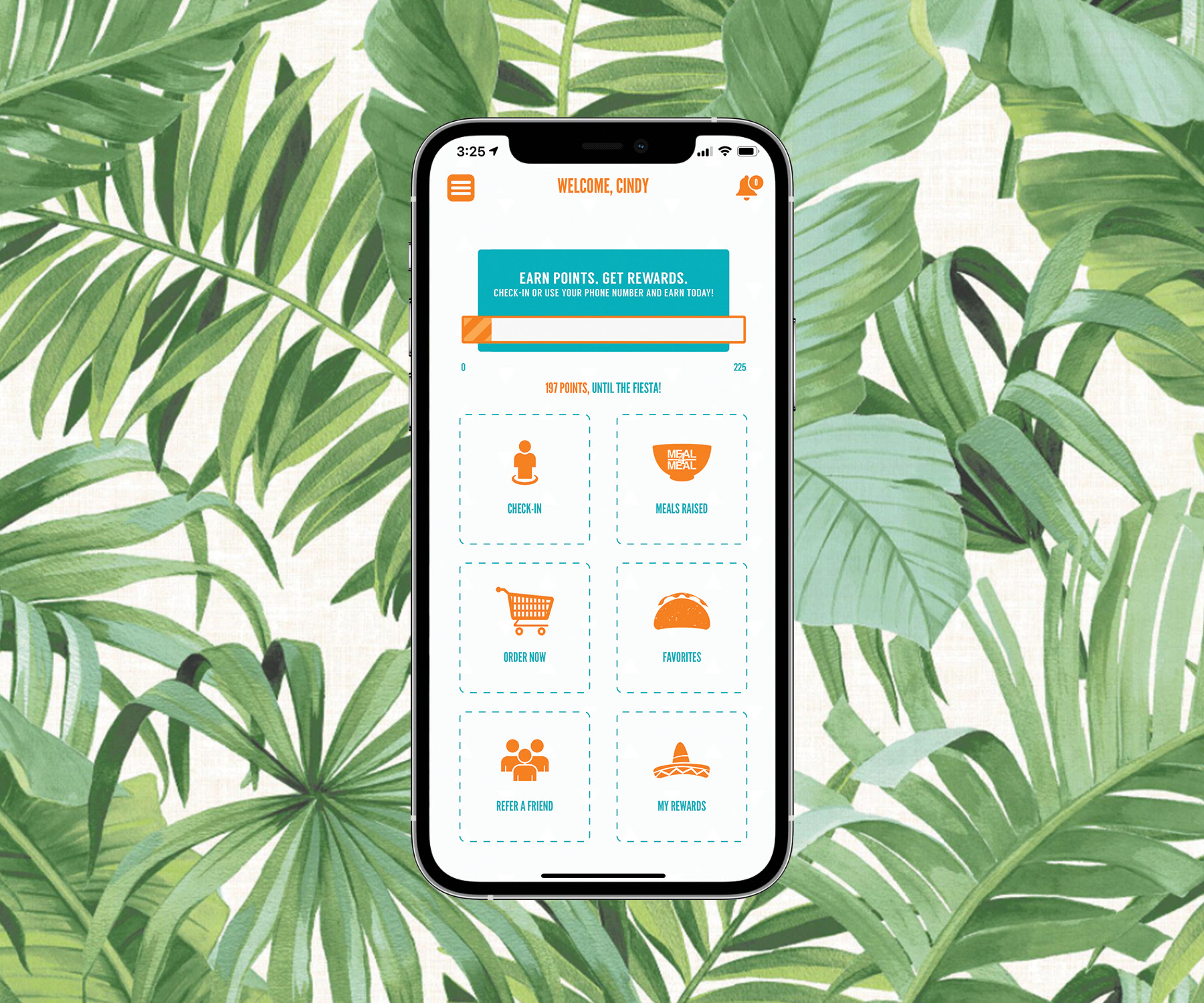 Tacos 4 Life Rewards App