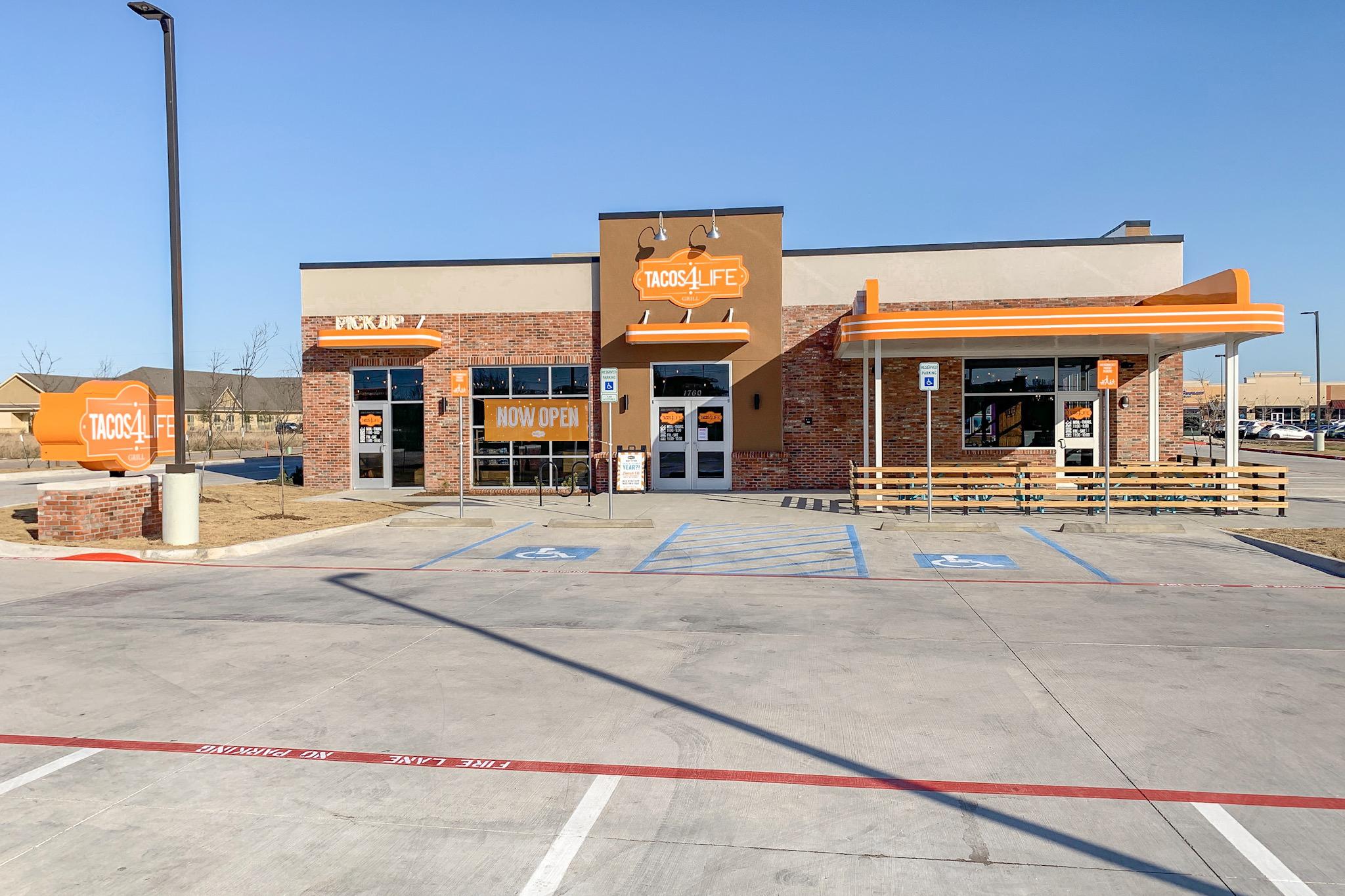 Tacos 4 Life in Waxahachie, TX