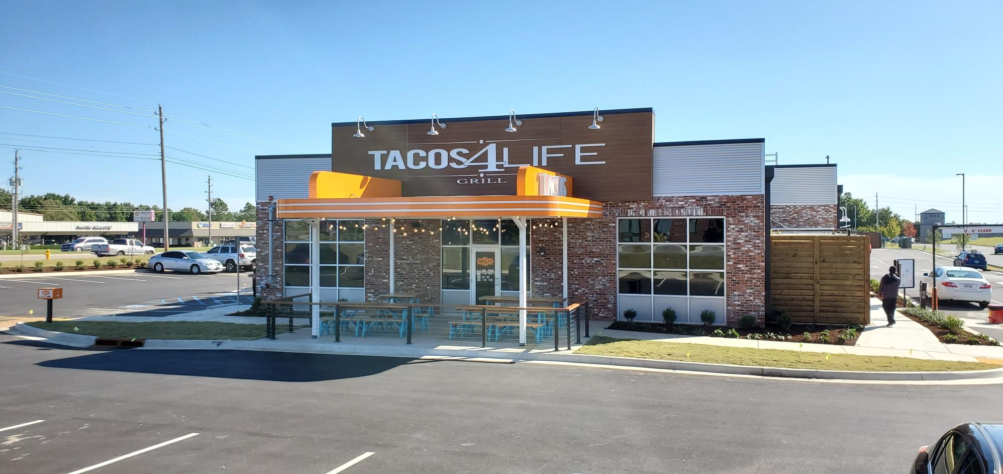 Tacos 4 Life in Tulsa, OK