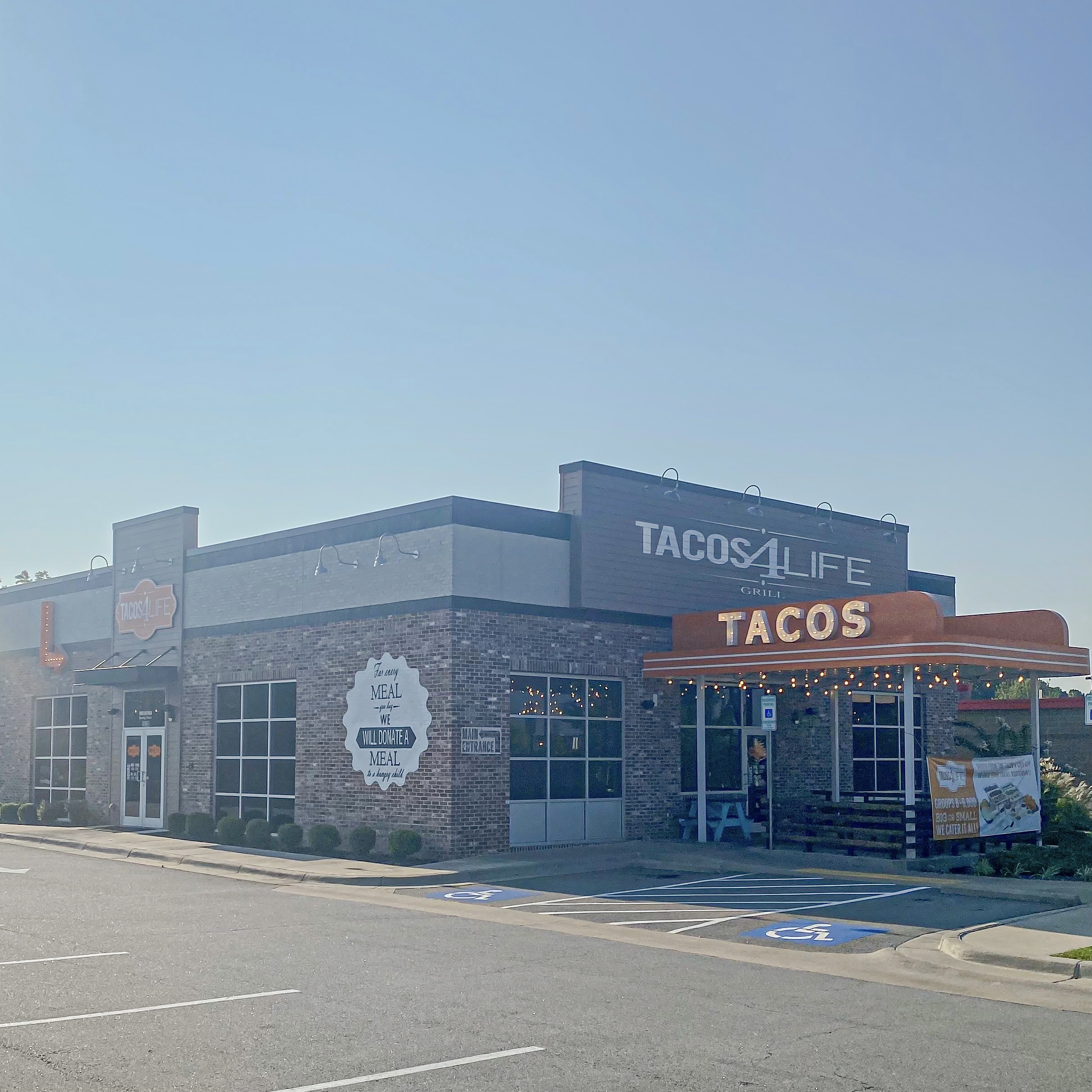 Tacos 4 Life in Little Rock, AR on Shackleford