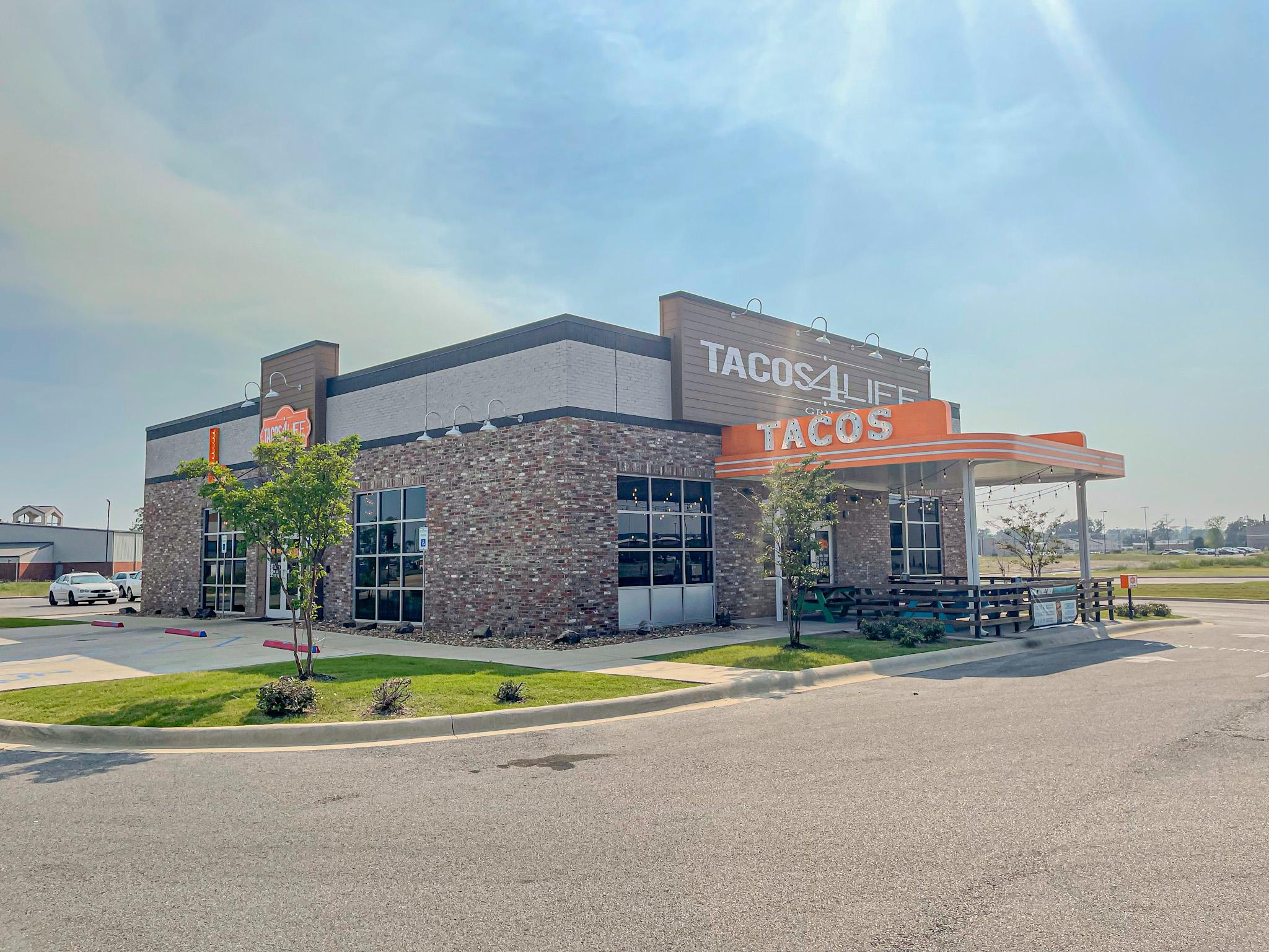 Tacos 4 Life in Jonesboro, AR